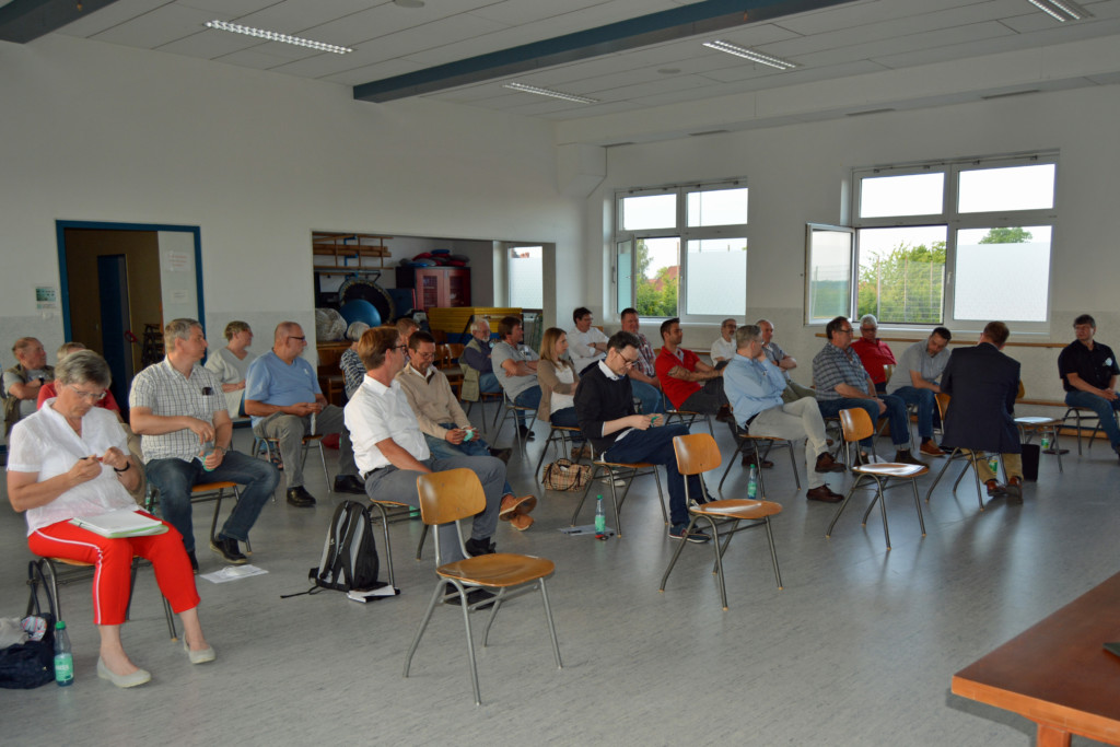 Mitgliederversammlung JUni 2021