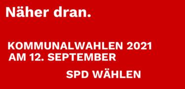 Banner Kommunalwahlen